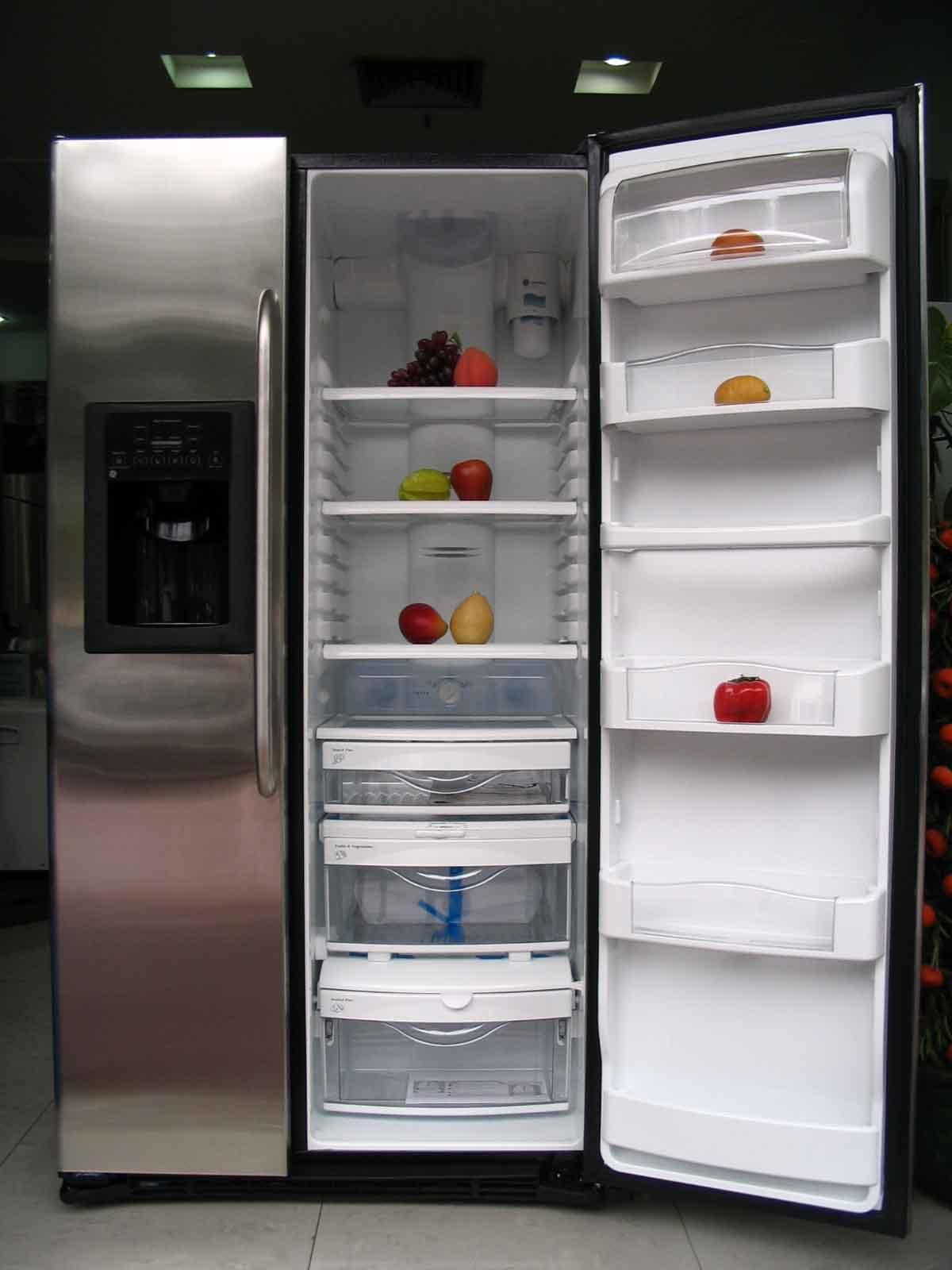 ge美国通用电冰箱 gce21mgtfss